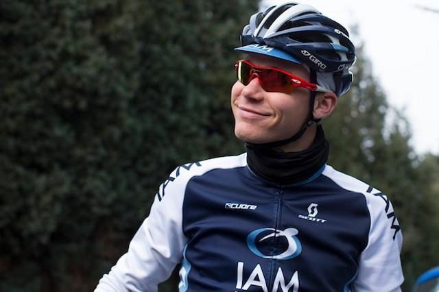 El ciclista belga Goddaert falleció mientras entrenaba