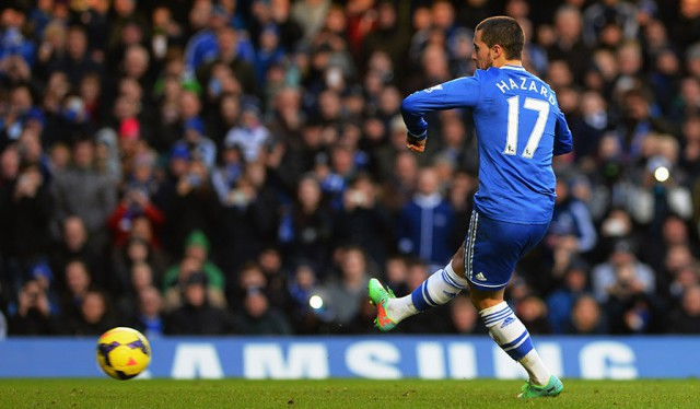 Hazard-Chelsea