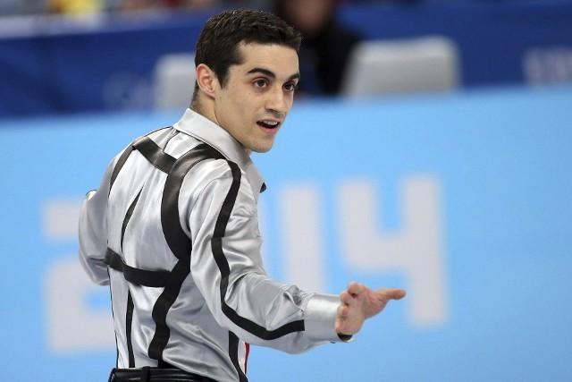 Javier Fernández se quedó a las puertas de la medalla en Sochi