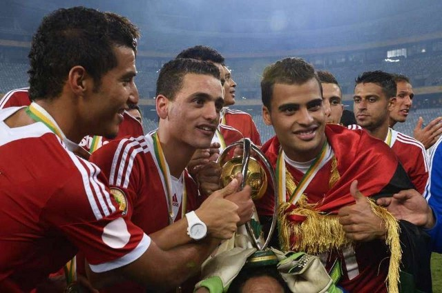 La selección de Libia ganó el Campeonato Africano de Naciones 2014