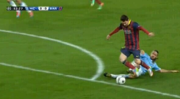 Messi-Demichelis