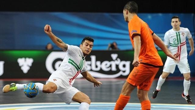 Portugal ganó a Holanda y se aseguró el pase a cuartos de final