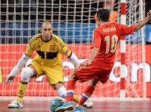 Europeo Fútbol Sala 2014: Rusia deja a España fuera de la final
