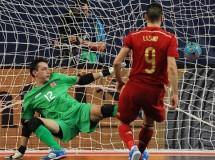 Europeo Fútbol Sala 2014: España jugará en cuartos ante Eslovenia