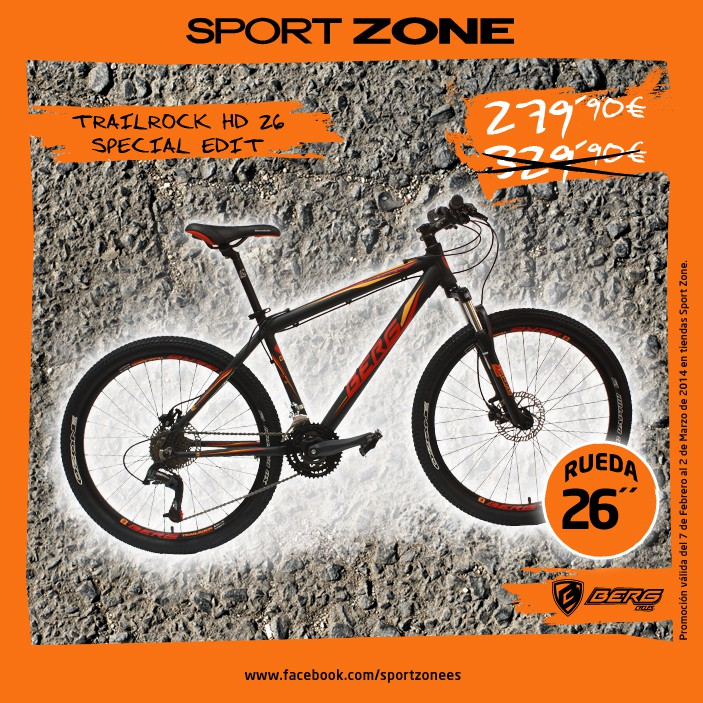 Sport Zone, el lugar para los amantes del ciclismo