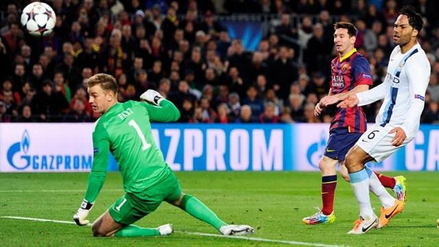 El Barcelona ha eliminado al City