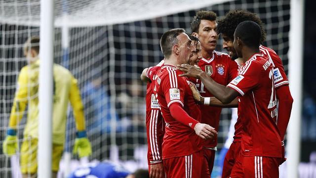 El Bayern ha ganado la liga con 7 jornadas de antelación