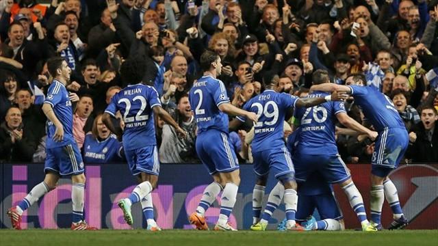 El Chelsea ha eliminado al Galatasaray