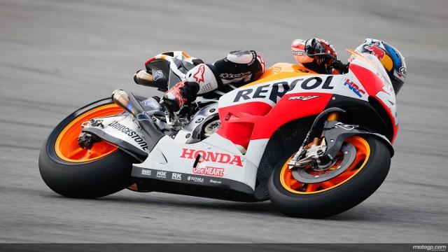 Pretemporada MotoGP 2014: Pedrosa y Rossi marcan los mejores cronos en la segunda sesión