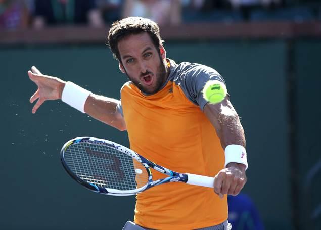 Masters de Indian Wells 2014: Djokovic, López, Verdasco y Bautista Agut a 4ta ronda, Robredo eliminado