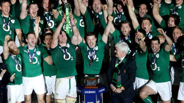 Irlanda ganó el Seis Naciones de 2014