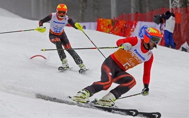 España consigue tres medallas en los Juegos Paralímpicos de Sochi 2014