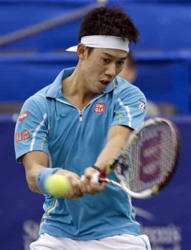 Kei-Nishikori elimina a Federer en Miami
