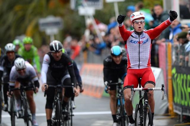 Kristoff ganó la Milán - San Remo de 2014
