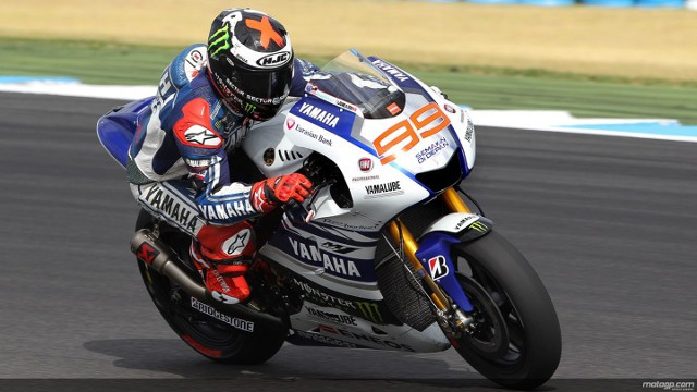 Pretemporada MotoGP 2014: Lorenzo despierta en Phillip Island