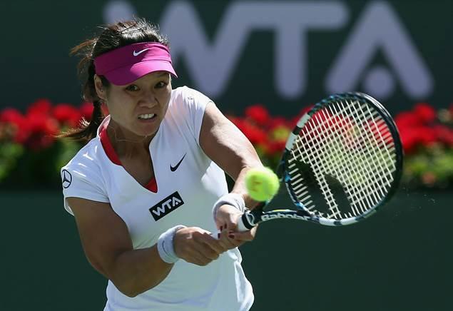 Na Li semifinalista en Indian Wells