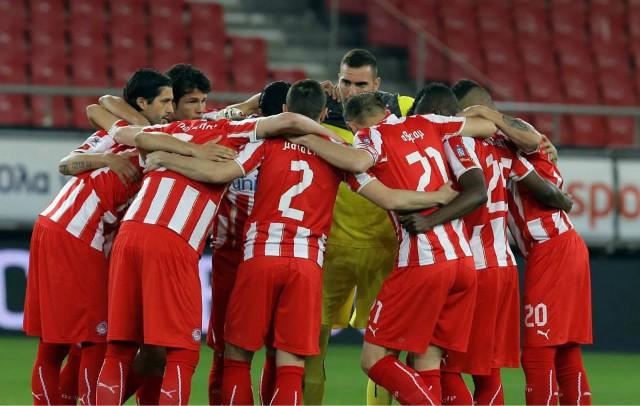 El Olympiacos ha vuelto a ganar la liga griega