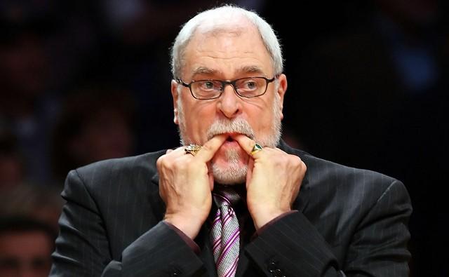 Phil Jackson será el nuevo jefe de operaciones de los Knicks