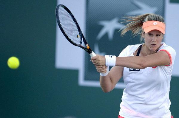 Maria Teresa Torró vence a Kerber en Indian Wells