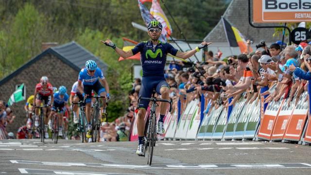 Valverde ya tiene dos Flecha Valona en su poder