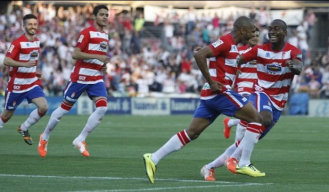 El Granada rompió quinielas al ganar al Barcelona