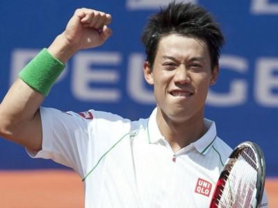 Nishikori campeonó en Conde de Godó
