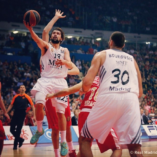 Euroliga 2013-2014: Real Madrid y CSKA se meten en la Final Four