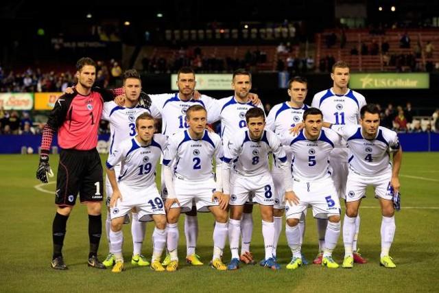 La selección de Bosnia jugará el primer Mundial de su historia