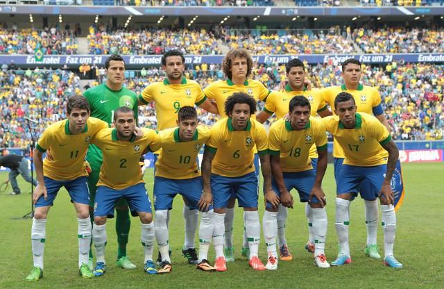 La selección de Brasil es una de las grandes favoritas para el Mundial