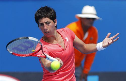 Carla Suarez a semifinales en Oeiras