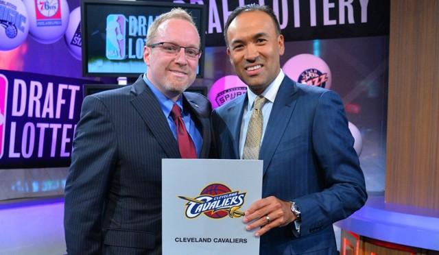 Los Cavaliers elegirán de nuevo al número 1 del draft
