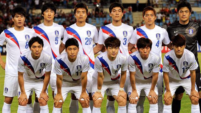 Corea del Sur llega a Brasil con pocas expectativas
