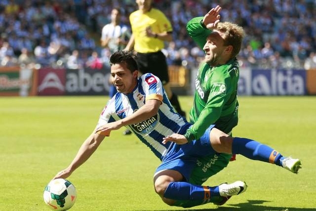 El Depor y Eibar empataron en el partido de la jornada