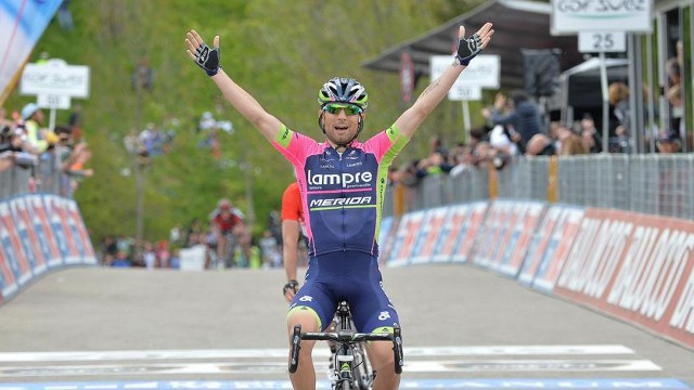 Ulissi ya lleva dos victorias en el Giro de Italia 2014