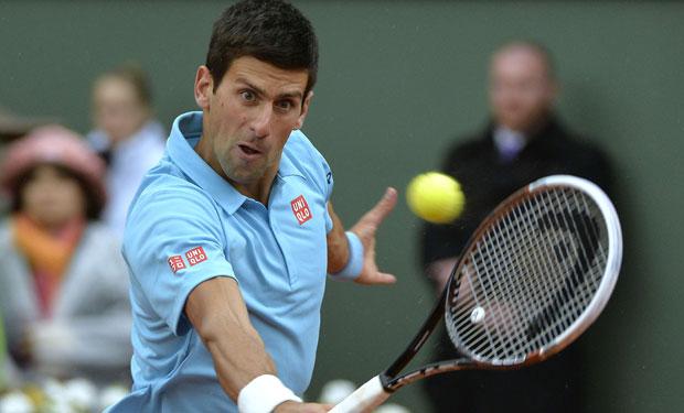 Djokovic a segunda ronda en Roland Garros