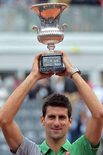 Djokovic vence a Rafa y es campeón en Roma.