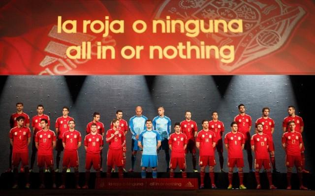 España ya está lista para el Mundial de Brasil 2014