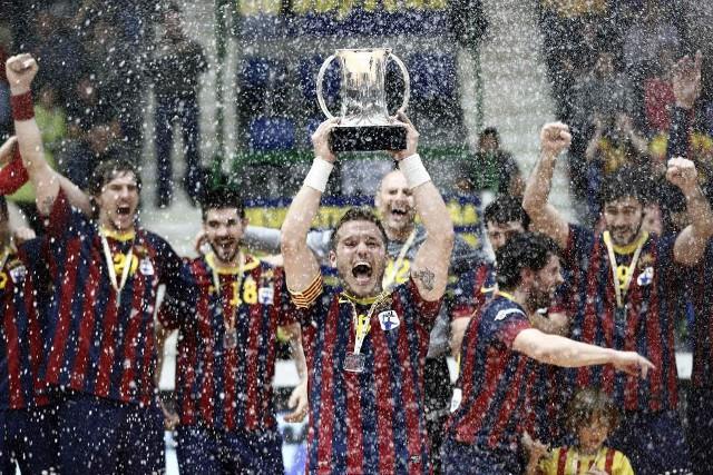 El Barcelona volvió a ganar la Copa del Rey de balonmano