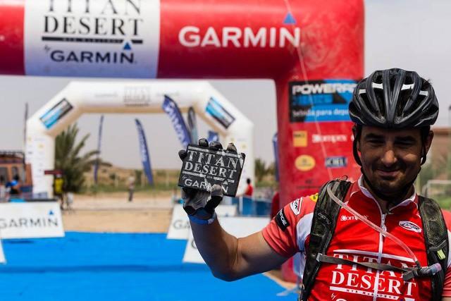 El checo Fojtik es el ganador de la Titan Desert 2014