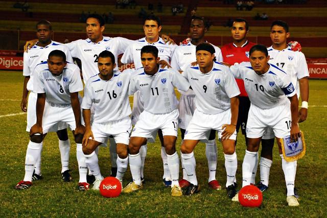 La selección de Honduras juega en Brasil su tercer Mundial