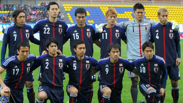 La selección de Japón espera hacer un buen papel en Brasil