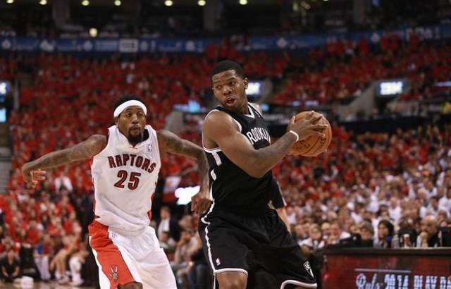 Johnson ha sido el jugador más destacado de los Nets en playoffs