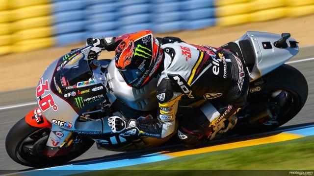 Kallio ha ganado las dos últimas carreras de Moto2