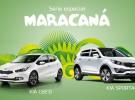 Participa en el sorteo de un viaje al Mundial de Brasil probando el Kia Cee'd Maracaná