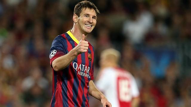 A Messi le han aumentado el sueldo