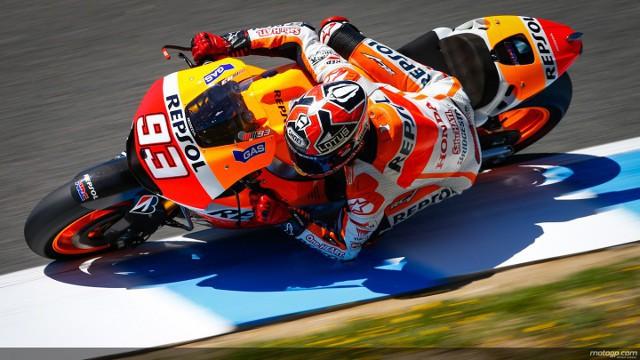 Márquez será piloto de Honda hasta 2016