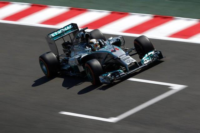 Mercedes-GP-España