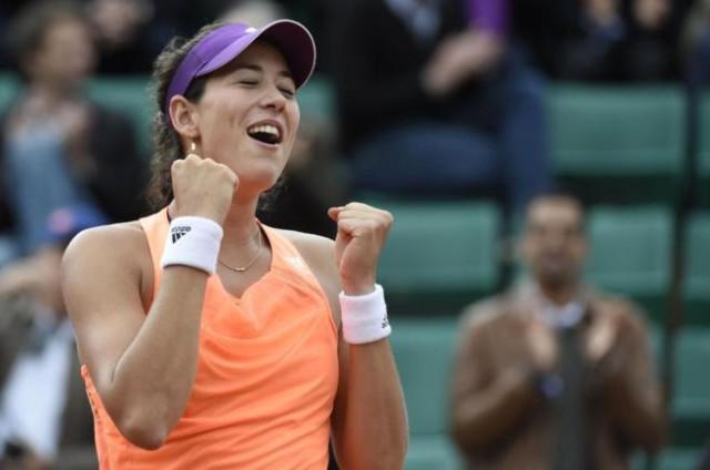 Muguruza vence a Serena Williams en Roland Garros