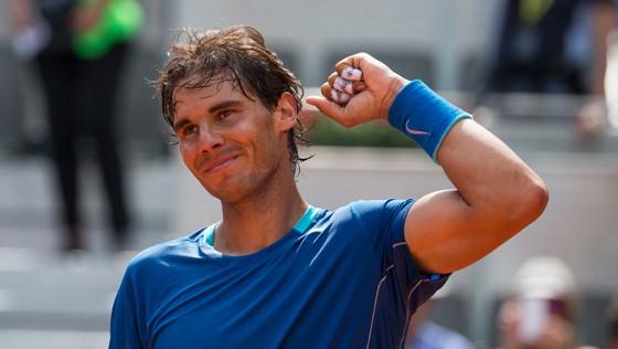 Nadal a cuartos de final en Madrid tras vencer a Nieminen