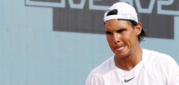 Nadal supera a Monaco con facilidad en debut en Madrid